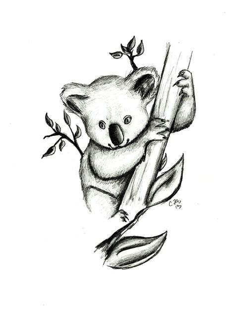 Tatouage Koala Tattooart Hd