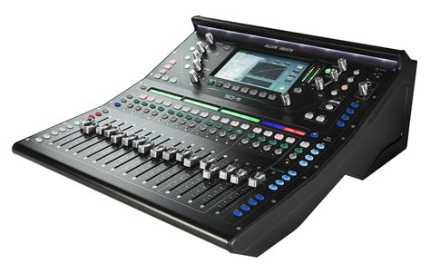 Digital Audio Console sq 5 digital audio console by allen heath for sale