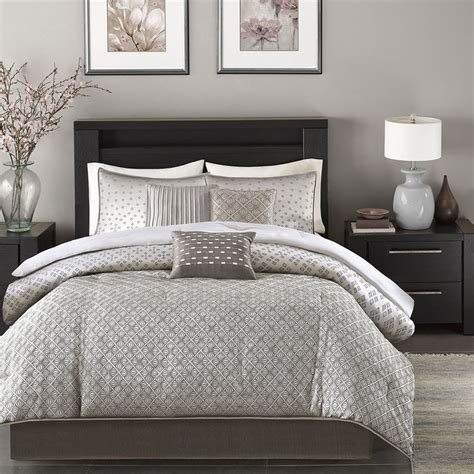 Jcpenney California King Bedding by Jcpenney Park Pensacola 7 Pc Jacquard Comforter