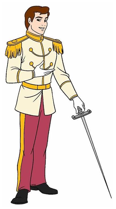 Prince Charming Clipart Disney Cinderella King Clip