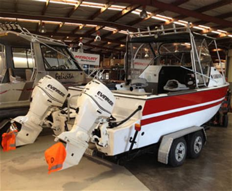 Yamaha Outboard Motors Auckland by Outboard Repowering Outboard Marine Technologies