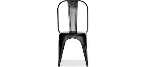 chaise métal industriel chaise metal industriel pas cher maison design bahbe com