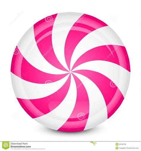 pink peppermint peppermint candy stock illustrations 2 188 peppermint