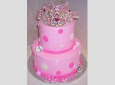 Think Pretty n Pink! Pink Princess Cake