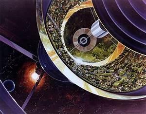 NASA's Space Station Concept Art — Mike Jones Art & Design