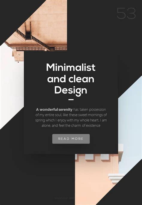 native minimalist portrait version powerpoint template