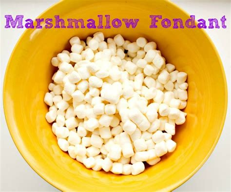 marshmallow fondant recipe fondant recipe for cookies cupcake and cakes the bearfoot baker