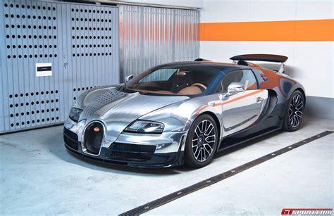 Bugatti Veyron Legend Ettore Bugatti Photoshoot