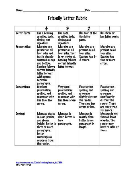 Cover Letter Rubric by Pin By Bucciol On Letter Writing Letter Writing