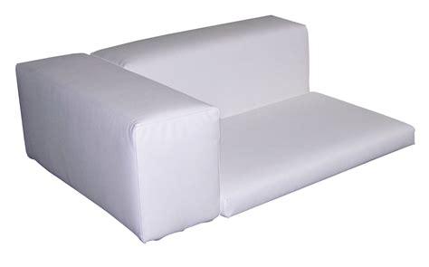 coussin de canapé coussin dossier accoudoir pour canapé