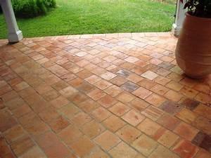 tacivcom carrelage sol terre cuite 20171008080147 With carrelage terre cuite exterieur