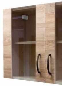 Hängeschrank Glas Lifttür : glas h ngeschrank herne k chen h ngeschrank oberschrank 100 cm eiche sonoma ebay ~ Orissabook.com Haus und Dekorationen