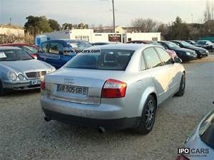 Audi A4 V6 Tdi : 2002 audi a4 2l5 tdi v6 163 cv pack car photo and specs ~ Medecine-chirurgie-esthetiques.com Avis de Voitures