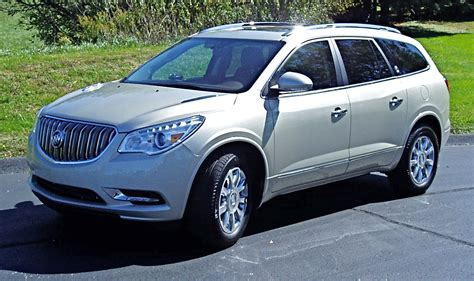 2007 Buick Enclave Reviews by Test Drive 2013 Buick Enclave Nikjmiles