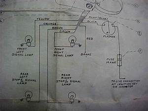 Farmall H Light Wiring Diagram