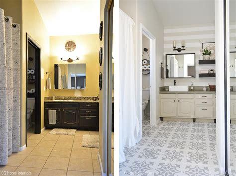 amazing bathroom reno   cg home interiors