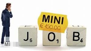 Urlaubsanspruch 450 Euro Job Berechnen : 450 euro job worauf sie unbedingt achten sollten ~ Themetempest.com Abrechnung