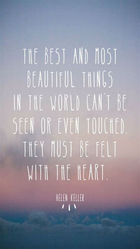 iphone wallpaper quotes the best and most beautiful things in the world iphone