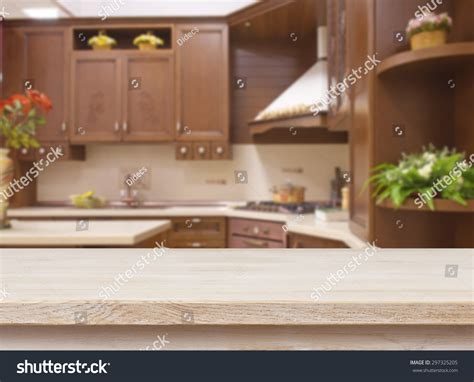 paint kitchen cabinets dining table on blurred brown kitchen stock photo 1368
