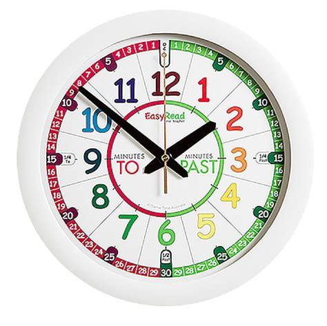 Easyread Time Teacher Kids Clock Sweet Elephants Australia