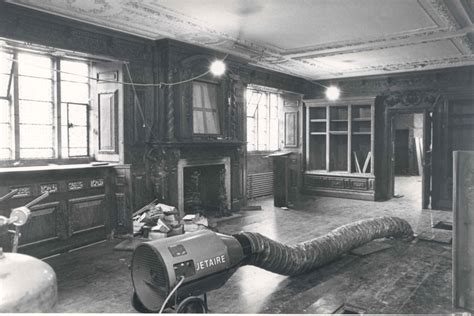 Throwback Thursday Drying Out The Library After 1968 Flood