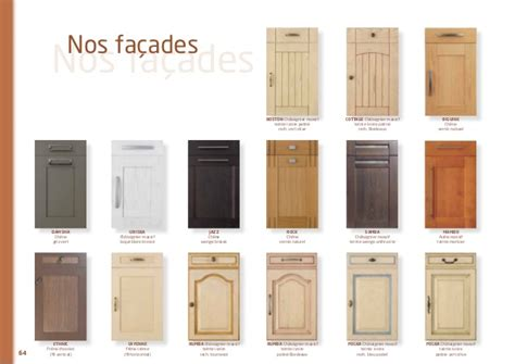 fa軋de porte cuisine facade meuble cuisine photos de conception de maison elrup com