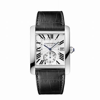 Replica Tank Mc Cartier Elegant Watches Gold