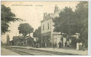 Sennecey Le Grand : 71 sennecey le grand la gare 1920 ~ Medecine-chirurgie-esthetiques.com Avis de Voitures