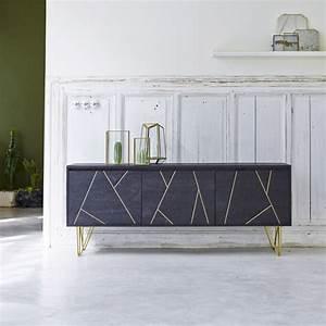 Meuble Tv Manguier : meuble tv en manguier vente meuble pour tele liv tikamoon ~ Teatrodelosmanantiales.com Idées de Décoration