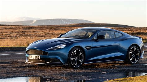 Aston Martin Vanquish S (2017) Review