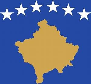 Kosovo Flag Free vector in Open office drawing svg ( .svg ...