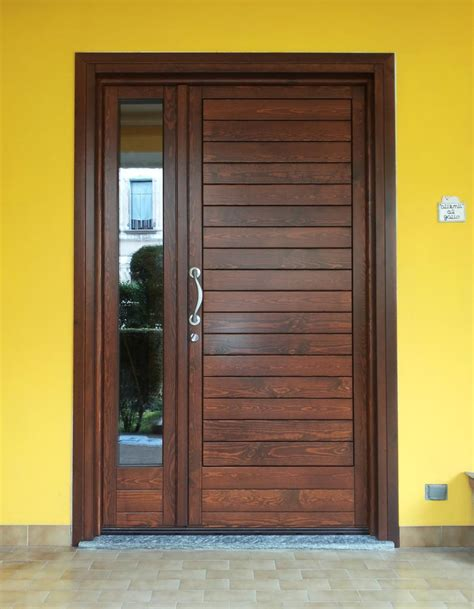 Portoncino Ingresso Con Vetro portoncino di ingresso in legno falegnameria regalli