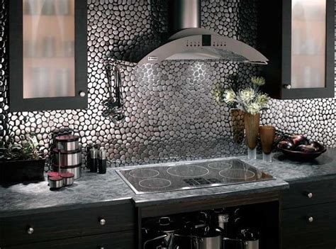 metallic kitchen backsplash catchy kitchen backsplash designs sheri martin interiors