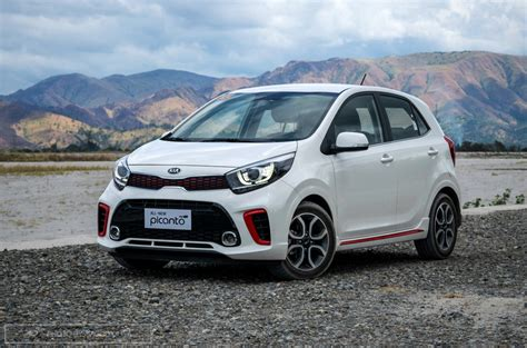 Review 2018 Kia Picanto 12 Gtline At Autodeal