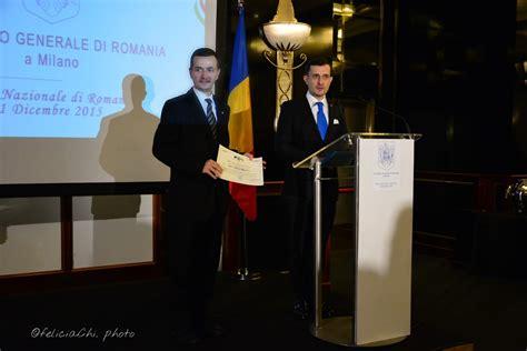 Consolato Italiano Romania by Diploma Di Eccellenza Consolato Di Romania A Marco