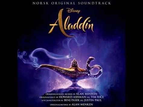 Aladdin 2019 A Whole New World Norwegian Soundtrack