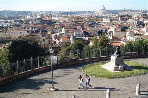 spanische treppe villa borghese und piazza del popolo