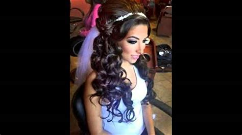 African American Wedding Hairstyles For Long Hair Image