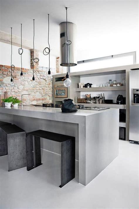 concrete kitchen cabinets bold  unusual ideas