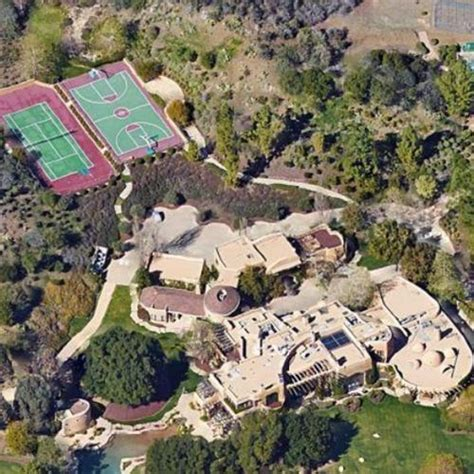 Will Smith's House In Calabasas, Ca  Virtual Globetrotting