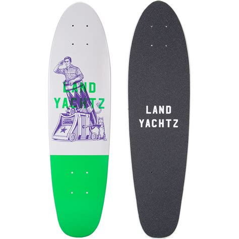 "Landyachtz Mini Dinghy 26"" Cannon Longboard Skateboard"