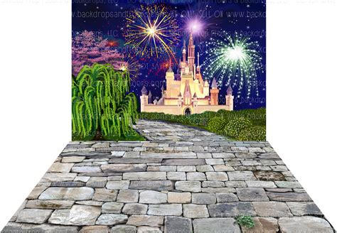 Disney Photo Backdrop by Photo Props Floors Backdrops 187 Your One Stop Shop