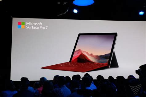 microsoft announces surface pro 7 and surface laptop 3