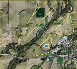 Indiana's Fluvial Erosion Hazard Program » Landforms and ...
