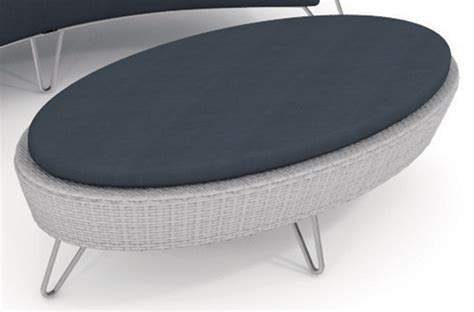 oval ottoman coffee table oval ottoman coffee table 28 images oversized oval