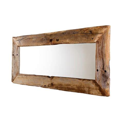 spiegel trebus eichen altholz massiv home24
