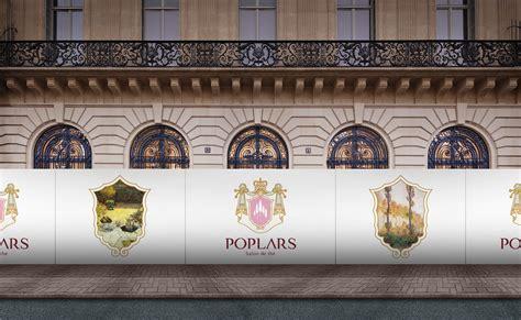 POPLARS Chocolate on Behance