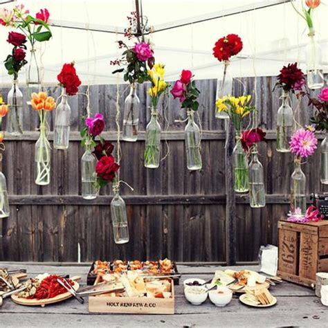 How To Host a Beautiful Backyard Bridal Shower Coldwell