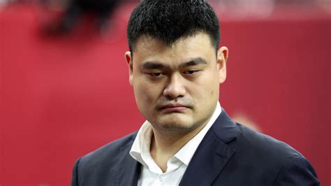 Yao Ming Named President Of The Chinese Basketball