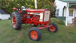 How To Start A Ih Farmall 706 Tractor With The D310 German